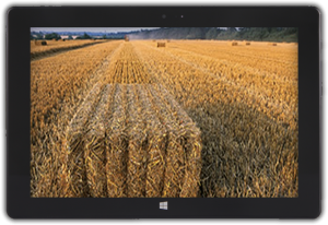 gps agricola autoguiado camaras vision trasera tractor