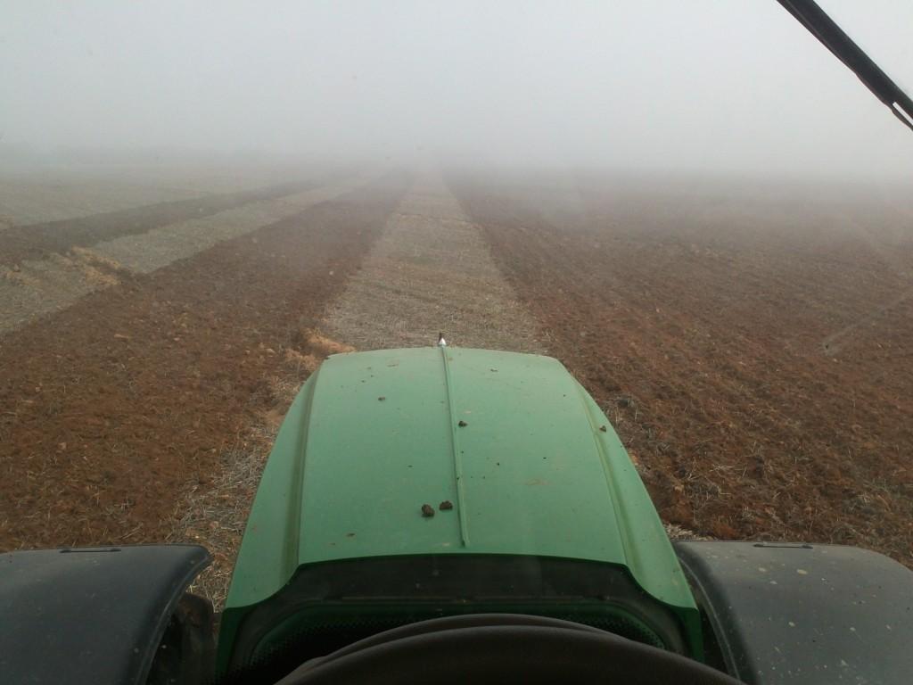 gps agricola tractor autoguiado